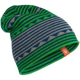 Icebreaker Fervor Hat Night/Metro HTHR/Balsam
